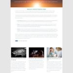 Website Design Screenshot Detox and Treatment Finder