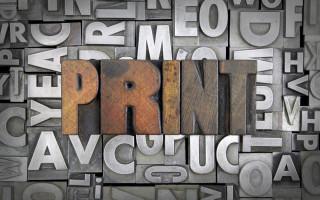 Print-Media